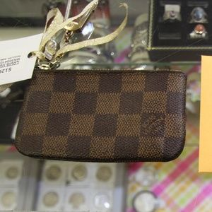 Louis Vuitton Monogram Coin Purse Wallet